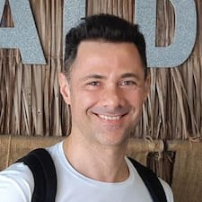 Giorgio felhasználói profilja
