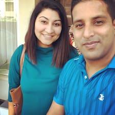 Ayeza & Gaurav User Profile