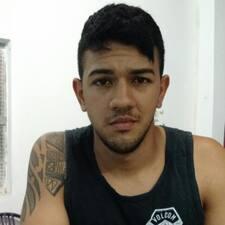 Douglas Guedes felhasználói profilja