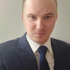Vladimirs User Profile
