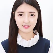 Nutzerprofil von Nayoung