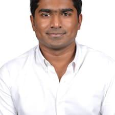 Profil utilisateur de Muthu