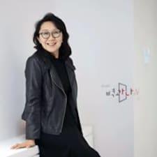 Gebruikersprofiel EunJeoung