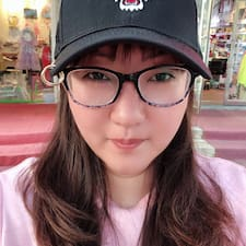 Perfil do usuário de 晶