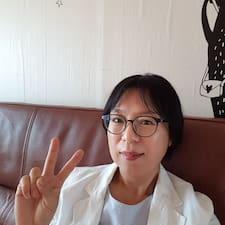 Profil utilisateur de Hyangsoog