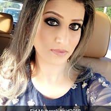 Profil Pengguna Yasmine