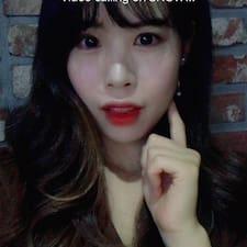 Profilo utente di Jieun