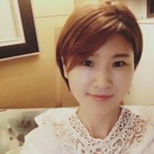 Profil utilisateur de Hae Kyoung