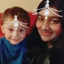 Sai Priyanka - Uživatelský profil