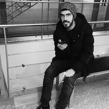 Profil utilisateur de Ismaïl