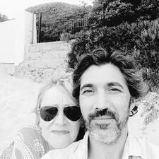 โพรไฟล์ผู้ใช้ Sandrine & Cyril