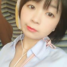 遥 felhasználói profilja