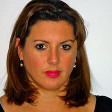 Adrienne felhasználói profilja