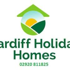 Perfil de usuario de Cardiff Holiday Homes