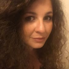 Henkilön Giulia käyttäjäprofiili
