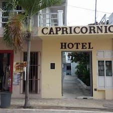 Gebruikersprofiel Hotel Capricornio