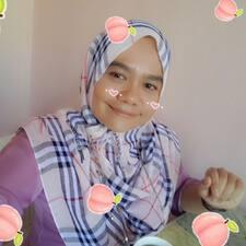 โพรไฟล์ผู้ใช้ Adibah