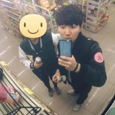 Profil utilisateur de 태훈