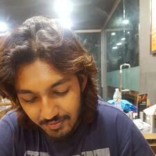 Perfil do utilizador de Siddharth Sanjivbhai