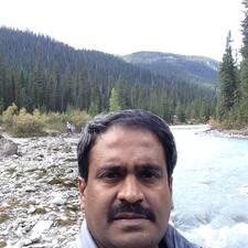 Profil Pengguna Karthikeyan