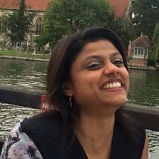 Profil utilisateur de Vidhya
