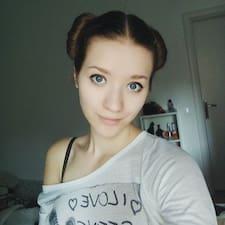 Mariia Kullanıcı Profili