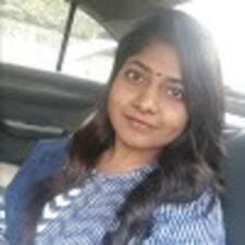 Profil Pengguna Priya