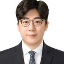 Profil utilisateur de Cheolhee