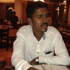 Chandrakanth的用戶個人資料