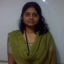 Nutzerprofil von Sravani