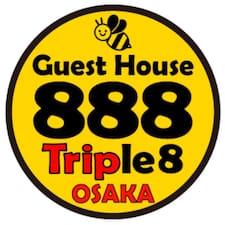 Guest House 888 Osaka is een SuperHost.