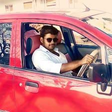 Surya felhasználói profilja