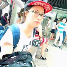 Perfil de usuario de Yujia