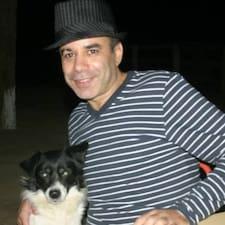Silvio felhasználói profilja