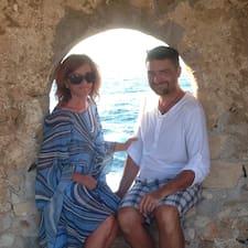 Maurizio & Stefania es un Superanfitrión