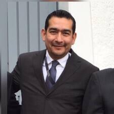 Notandalýsing Juan Victor