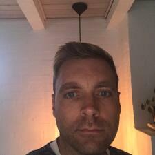 Perfil do utilizador de Henrik