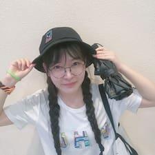 Perfil do utilizador de 蓓蓓