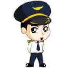 Perfil do usuário de Yuwei