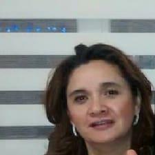 María Julieta felhasználói profilja