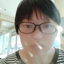 Nutzerprofil von Jingjie