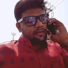 Ashvin felhasználói profilja
