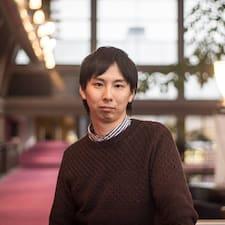Henkilön Toru käyttäjäprofiili