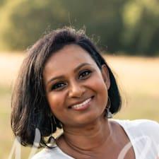 Priya - Uživatelský profil