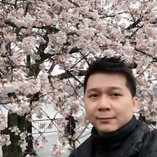 Minhchau felhasználói profilja