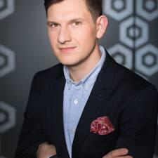 Perfil de usuario de Michał