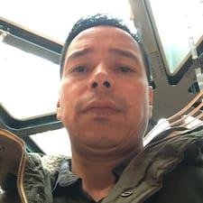 Marlon felhasználói profilja