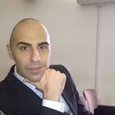 Francesco felhasználói profilja