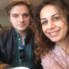 Haifaa & Henrik User Profile