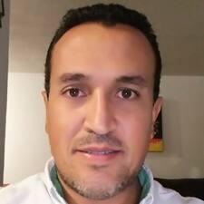 Jorge felhasználói profilja